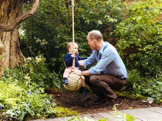 Vợ chồng Hoàng tử Harry hé lộ ảnh mới của con trai đầu lòng - Ảnh 2.