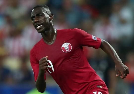 Ngược dòng cầm hòa Paraguay, Qatar gây sốc Copa America - ảnh 5