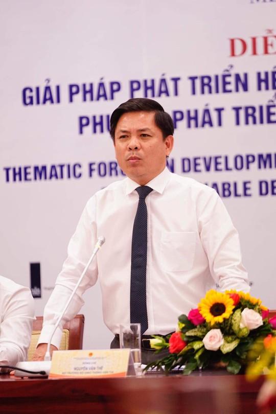 Bộ trưởng Nguyễn Văn Thể nói gì về hạ tầng giao thông ĐBSCL? - ảnh 4