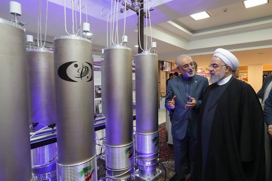Mỹ gia tăng răn đe Iran - Ảnh 1.