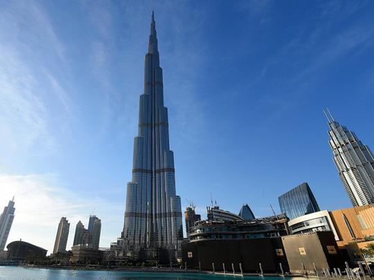Ngắm kiến trúc 5 tòa nhà chọc trời cao nhất thế giới - Ảnh 1.
