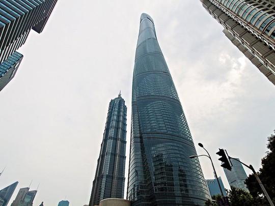 Ngắm kiến trúc 5 tòa nhà chọc trời cao nhất thế giới - Ảnh 3.