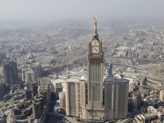 Ngắm kiến trúc 5 tòa nhà chọc trời cao nhất thế giới - Ảnh 4.