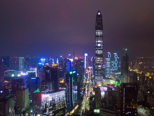 Ngắm kiến trúc 5 tòa nhà chọc trời cao nhất thế giới - Ảnh 5.