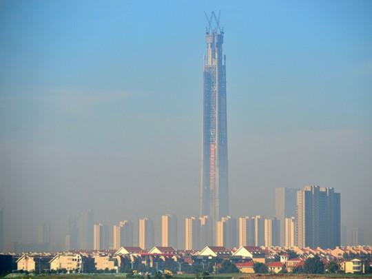 Ngắm kiến trúc 5 tòa nhà chọc trời cao nhất thế giới - Ảnh 6.