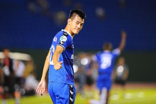 Bị đuổi người, B.Bình Dương vẫn thắng bán kết lượt đi AFC Cup - Đông Nam Á - ảnh 2