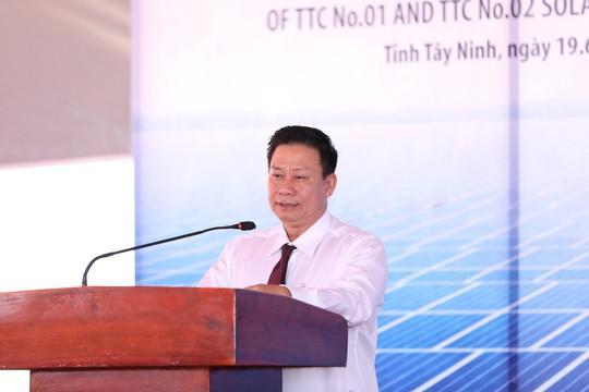 Tập đoàn TTC và GULF (Thái Lan) khánh thành Nhà máy Điện mặt trời TTC số 01 và TTC số 02 tại Tây Ninh - Ảnh 4.