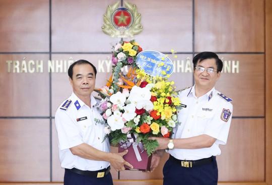 Thủ tướng bổ nhiệm tân Phó Tư lệnh Cảnh sát biển - ảnh 1