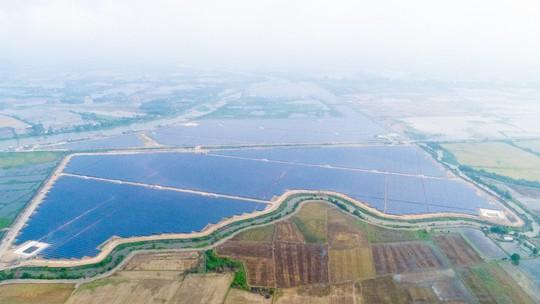 Tập đoàn TTC và GULF (Thái Lan) khánh thành Nhà máy Điện mặt trời TTC số 01 và TTC số 02 tại Tây Ninh - ảnh 1