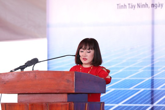 Tập đoàn TTC và GULF (Thái Lan) khánh thành Nhà máy Điện mặt trời TTC số 01 và TTC số 02 tại Tây Ninh - ảnh 2