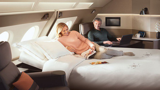 Singapore Airlines không còn là hàng không tốt nhất thế giới 2019 - Ảnh 2.