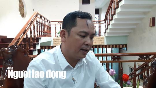 Vụ giang hồ vây xe chở công an: Công an mời ông Lê Vũ Trường Hải làm việc - Ảnh 1.