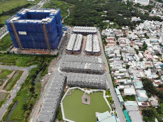 UBND TP HCM thông tin chính thức vụ xây lụi 110 biệt thự  - Ảnh 2.