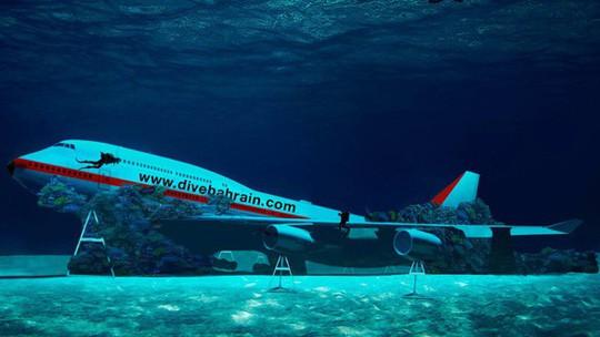 Các nước đua nhau 'đánh đắm' máy bay làm điểm du lịch lặn biển - Ảnh 2.