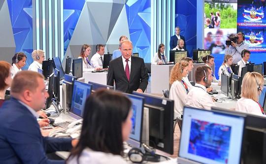 Ông Putin thừa nhận Nga thiệt hại 50 tỉ USD vì phương Tây - Ảnh 1.