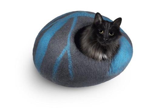 Ngôi nhà sành điệu dành cho những chú mèo - Ảnh 8.