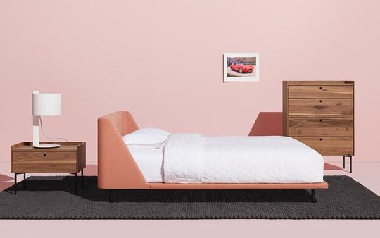 Những mẫu giường ngủ ngắm mãi không chán - Ảnh 10.