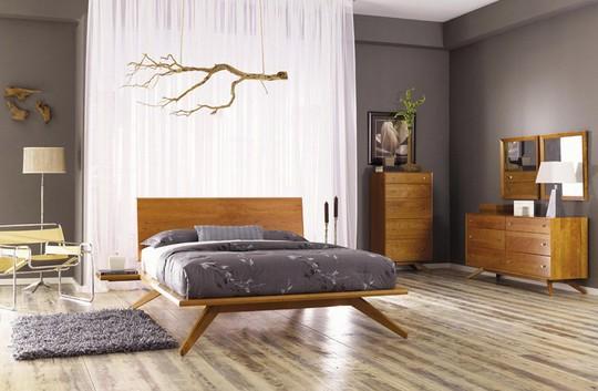 Những mẫu giường ngủ ngắm mãi không chán - Ảnh 14.