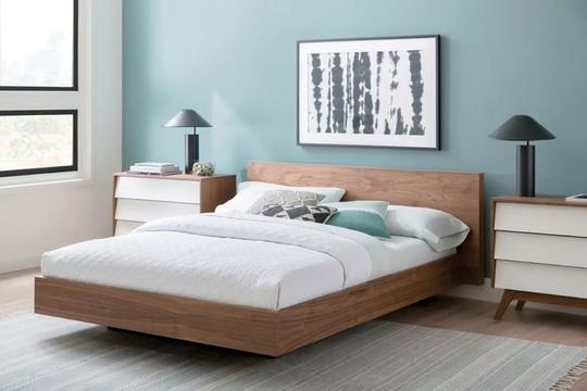 Những mẫu giường ngủ ngắm mãi không chán - Ảnh 15.
