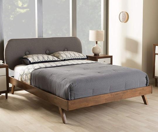 Những mẫu giường ngủ ngắm mãi không chán - Ảnh 16.