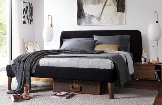 Những mẫu giường ngủ ngắm mãi không chán - Ảnh 3.