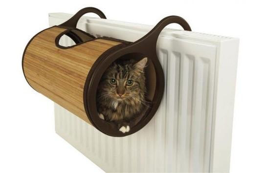 Ngôi nhà sành điệu dành cho những chú mèo - Ảnh 5.