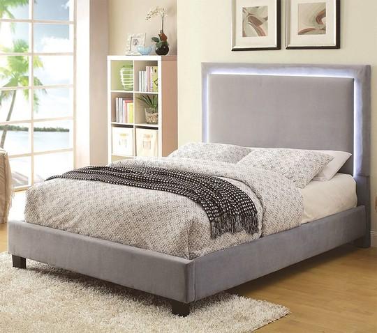 Những mẫu giường ngủ ngắm mãi không chán - Ảnh 5.