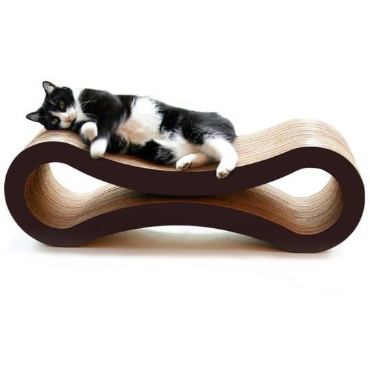 Ngôi nhà sành điệu dành cho những chú mèo - Ảnh 6.