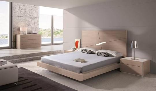 Những mẫu giường ngủ ngắm mãi không chán - Ảnh 7.