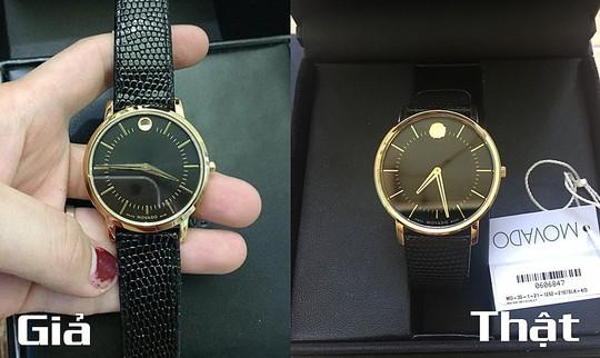 5 cách nhận biết đồng hồ Movado thật giả cho người không chuyên - Ảnh 2.