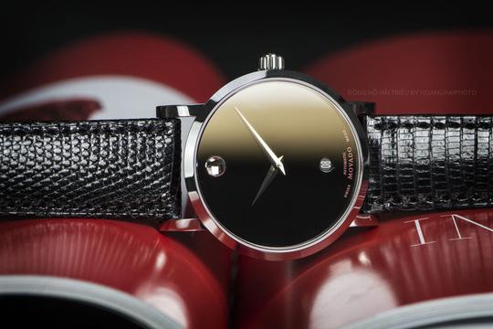 5 cách nhận biết đồng hồ Movado thật giả cho người không chuyên - Ảnh 5.