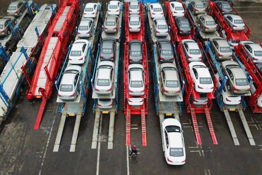 Ngành công nghiệp ôtô Trung Quốc rơi vào thời kỳ đóng băng - Ảnh 1.