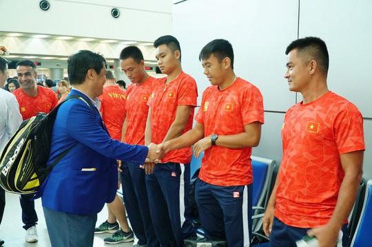 Treo thưởng 15.000 USD cho Lý Hoàng Nam và đồng đội trước Davis Cup - Ảnh 4.
