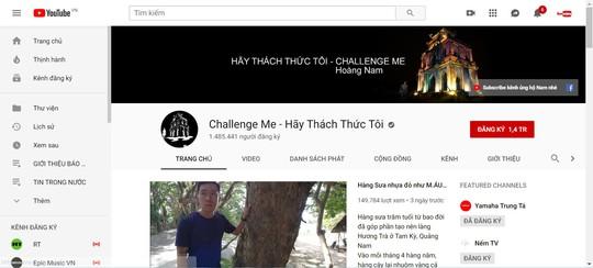 YouTuber nổi tiếng thế giới tham gia quảng bá du lịch Việt Nam - Ảnh 1.