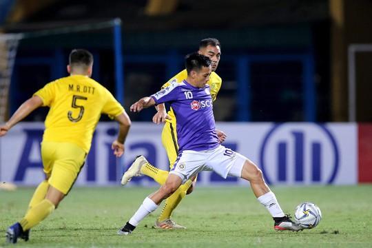 Văn Quyết đưa Hà Nội vào chung kết AFC Cup khu vực Đông Nam Á - Ảnh 1.