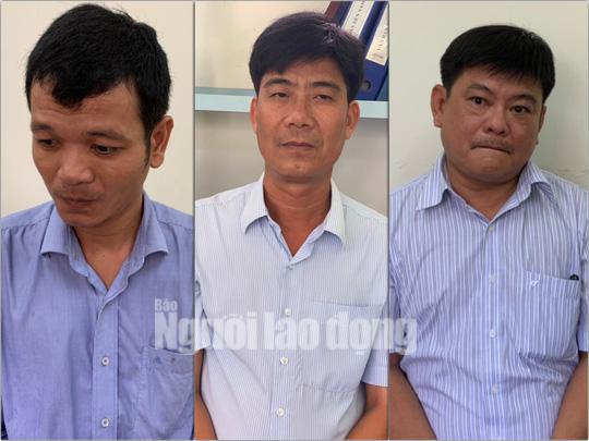Trục lợi chính sách, nhiều cựu lãnh đạo Phòng TN-MT TP Trà Vinh bị khởi tố - Ảnh 2.