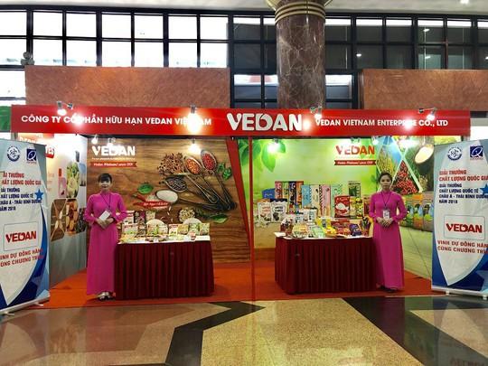 Vedan Việt Nam vinh dự nhận Giải Vàng Chất lượng Quốc gia năm 2018 - Ảnh 2.