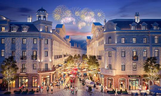 Bất động sản Hạ Long: Dự án shophouse với bài toán sinh lời thu hút nhà đầu tư - Ảnh 1.