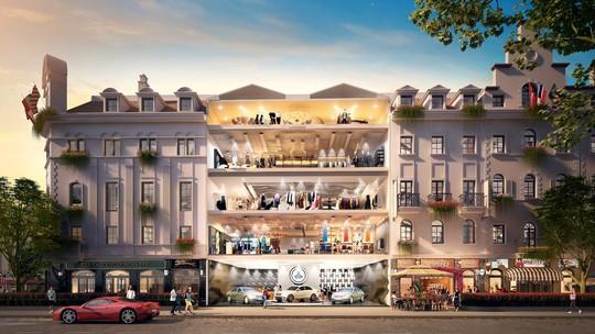 Bất động sản Hạ Long: Dự án shophouse với bài toán sinh lời thu hút nhà đầu tư - Ảnh 2.