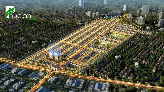 Cận cảnh khu đô thị hoàn chỉnh hạ tầng tại Bình Dương - Ảnh 8.