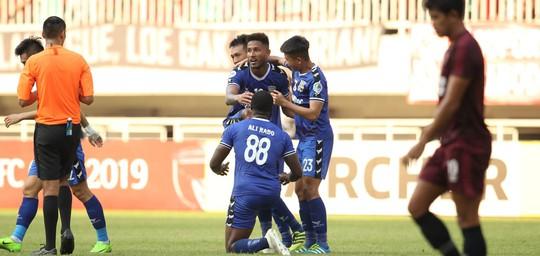 Thua ngược, B.Bình Dương vẫn gặp Hà Nội ở chung kết AFC Cup khu vực Đông Nam Á - Ảnh 1.