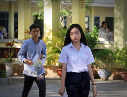 Ngắm vẻ đẹp tinh khôi của các thí sinh ở Khánh Hòa - Ảnh 3.