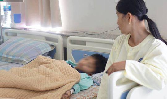 Bé trai 9 tuổi đã mắc bệnh đái tháo đường týp 2 - Ảnh 1.