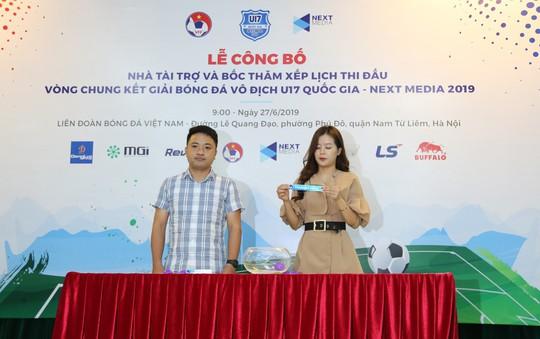 Chủ nhà U17 Tây Ninh rơi vào bảng tử thần với HAGL, Viettel, Đồng Tháp - Ảnh 1.