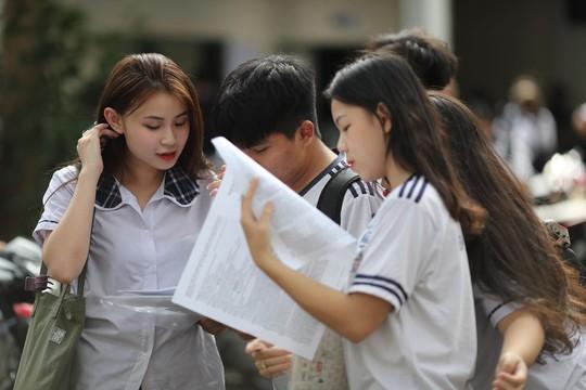 Thi THPT quốc gia 2019: Bài thi tổ hợp khoa học xã hội điểm 6-7 sẽ nhiều - Ảnh 1.