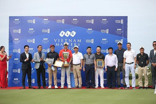 Gần 150 golfer tranh tài tại giải golf chuyên nghiệp FLC Vietnam Masters 2019 - Ảnh 1.