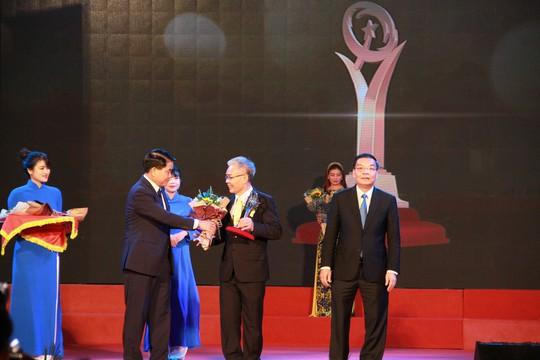 C.P. Việt Nam đạt hai giải thưởng chất lượng quốc gia năm 2018 - Ảnh 1.