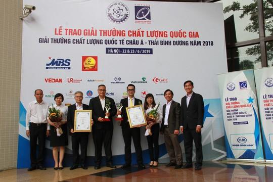 C.P. Việt Nam đạt hai giải thưởng chất lượng quốc gia năm 2018 - Ảnh 3.