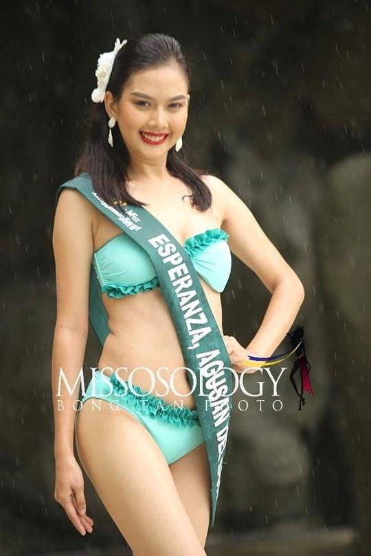 Nhan sắc gây thất vọng của dàn thí sinh Hoa hậu Trái Đất Philippines - Ảnh 1.