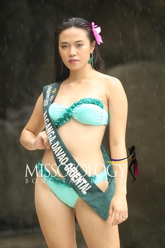 Nhan sắc gây thất vọng của dàn thí sinh Hoa hậu Trái Đất Philippines - Ảnh 11.